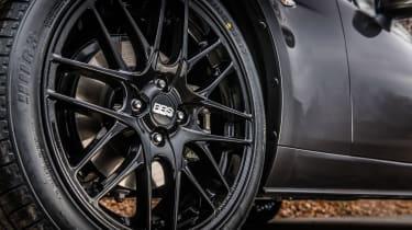 New Mazda MX-5 Z-Sport 2018 review - wheel