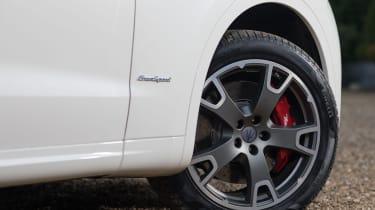 Maserati Levante S - wheel