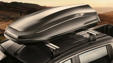 Fiat Fullback pick-up - mopar roof box