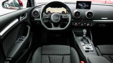 Audi A3 Sportback - dash