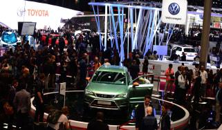 Paris Motor Show 2016 - scene 2