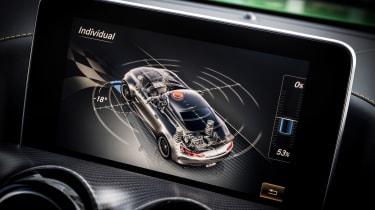 Mercedes-AMG GT R - screen