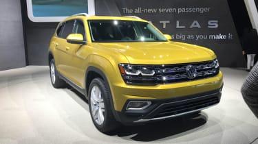 Volkswagen Atlas - LA Motor Show