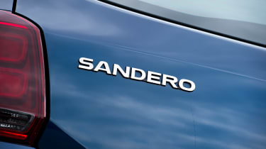 Dacia Sandero - badge
