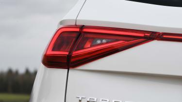 Tarraco rear light