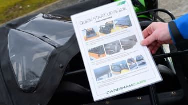 Long-term test review: Caterham 270S - roof guide