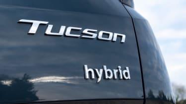 Hyundai Tucson - badge
