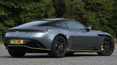 Aston Martin DB11 AMR  - rear static