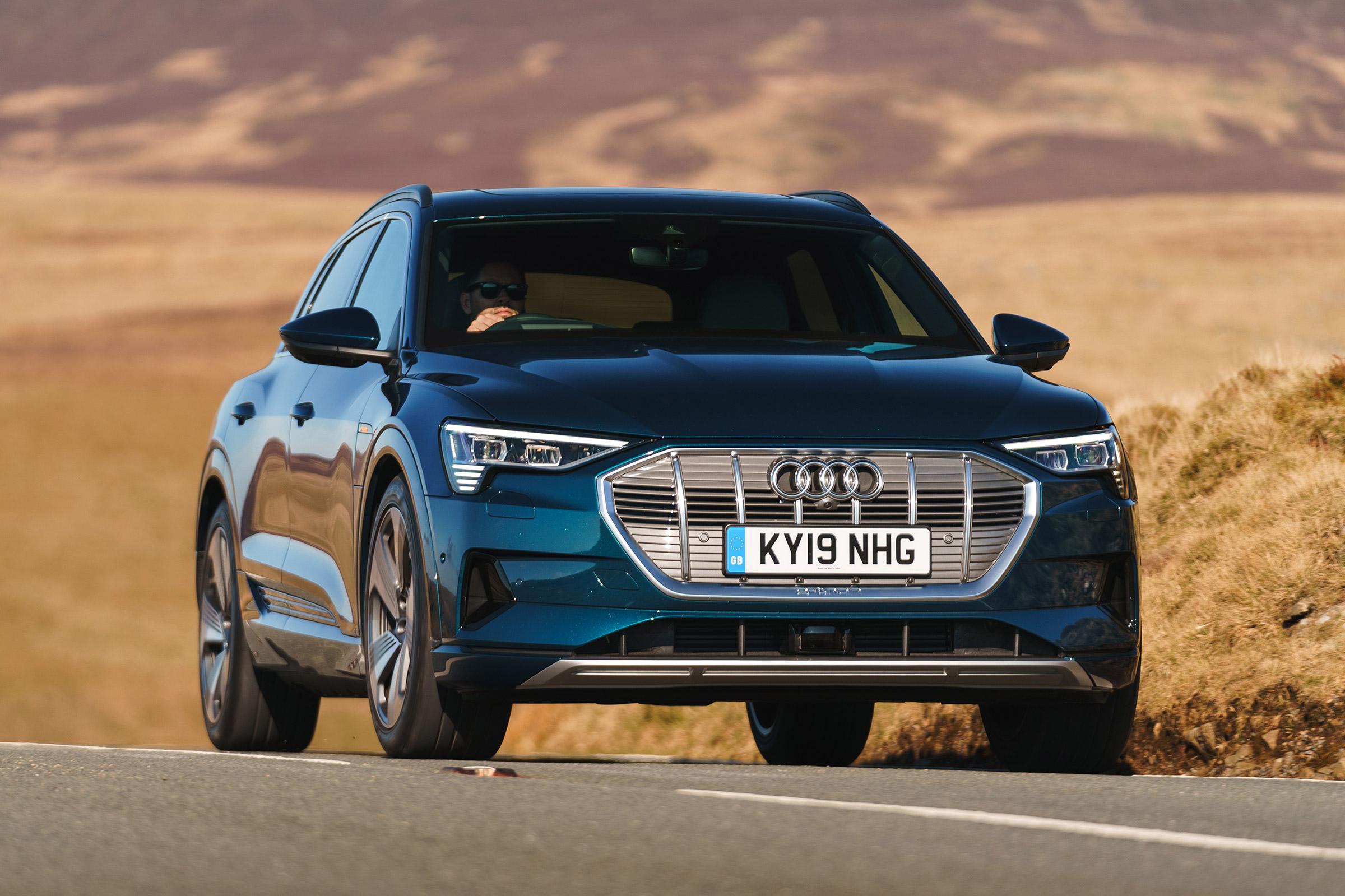 Audi E Tron Review Auto Express