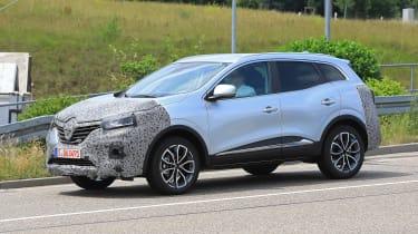 Renault Kadjar - spyshot 5