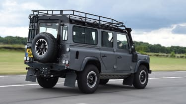 Land Rover Defender 110 Adventure rear