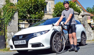 Honda Civic Tourer long-term test