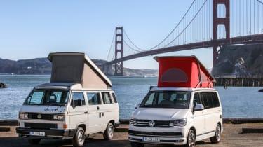 Volkswagen California hits the USA header