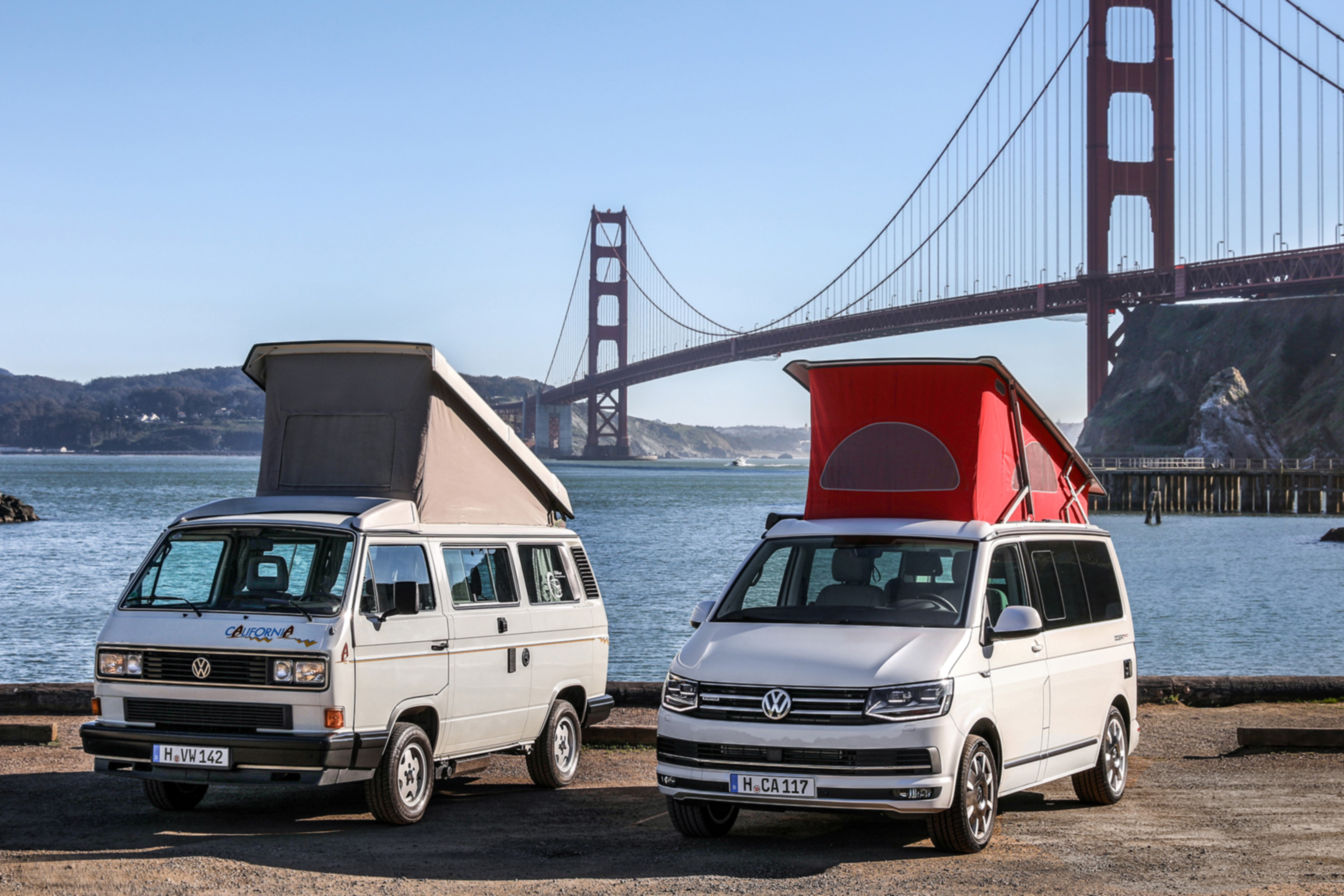 Road To Nowhere Volkswagen California Hits The Usa Auto Express