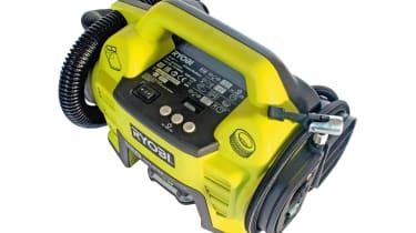 Ryobi R18I-0 One+ 18V Inflator (+ 4Ah battery & charger)