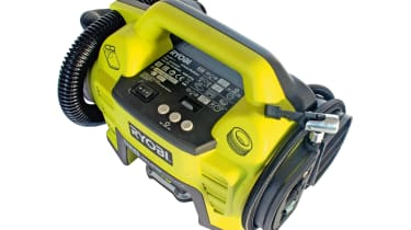 Ryobi R18I-0 One+ 18V Inflator (+ 4Ah battery & charger)