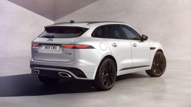 New Jaguar F-Pace R-Dynamic Black - rear