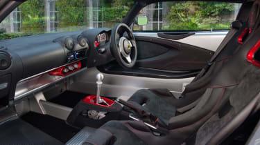 Lotus Exige Sport 380 - interior 2