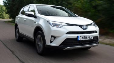 Toyota RAV4 - most reliable cars