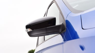 Skoda Rapid Spaceback - wing mirror