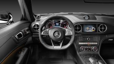 Mercedes SL facelift 2015 23
