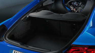 Audi TT RS Coupe - boot