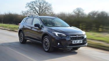 Subaru XV - front action