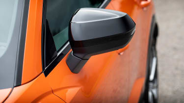 Audi Q3 Sportback - wing mirror