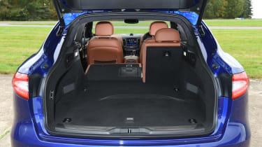 Maserati Levante - boot space