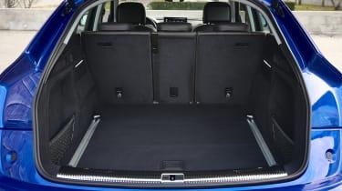 Audi Q5 Sportback - boot