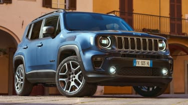 New 2020 Jeep Renegade 4xe Plugs In With Up To 134mpg Auto Express
