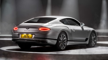 Bentley Continental GT Speed - rear static