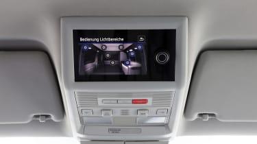 Volkswagen California T6.1 - screen