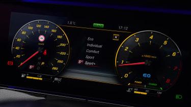 Mercedes-AMG CLS 53 - dials