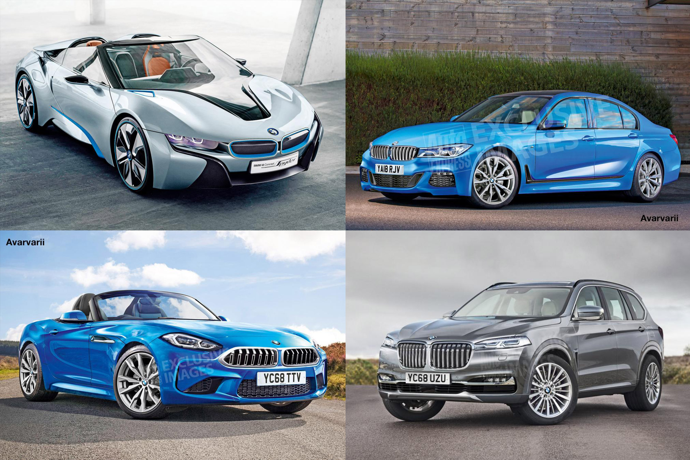 The 10 Core Bmw Models Coming Before The End Of 2018 Auto Express