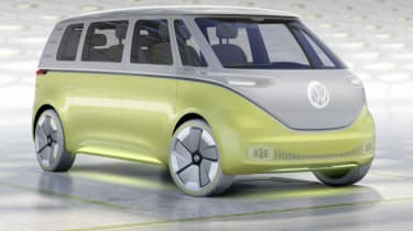 A to Z guide to electric cars - VW I D Buzz