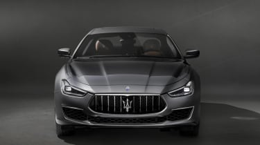 2018 Maserati Ghibli facelift front on