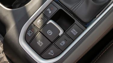 Hyundai Santa Fe - buttons