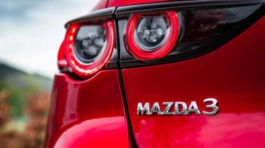 Mazda 3 - Mazda 3 badge