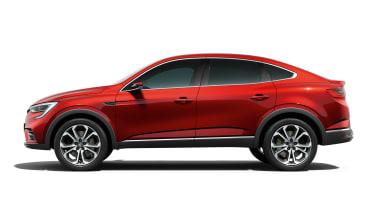 Renault Arkana - side static