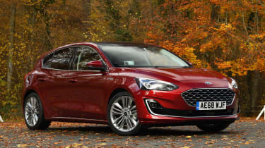 Ford Focus Vignale - front static