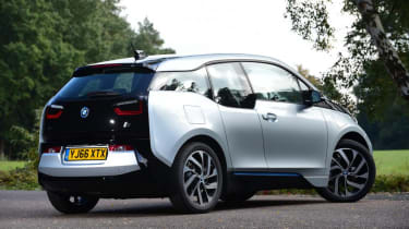 Used BMW i3 - rear