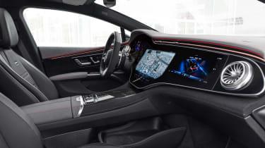 Mercedes-AMG EQS 53 - interior