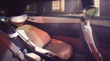 Volkswagen ID. Roomzz - seats reclined