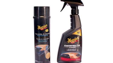 Meguiar's Convertible Top Cleaner & Convertible & Cabriolet Weatherproofer