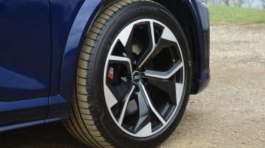 Audi e-tron S - wheel