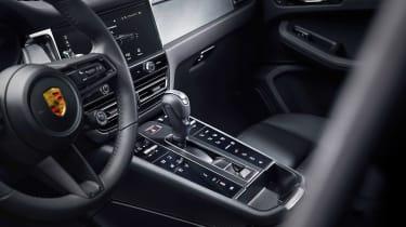 Porsche Macan - interior detail