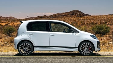 Volkswagen up! GTI - side