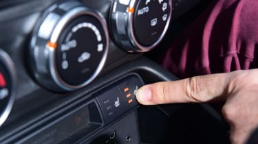 Mazda MX-5 long termer - first report heated seats