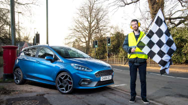 Ford Fiesta ST - long termer final report header